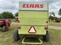 CLAAS ROLLANT 66 ROUND BALER