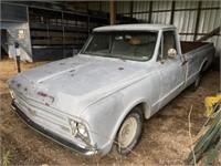 Collector Car & Gymnasium Equipment Auction