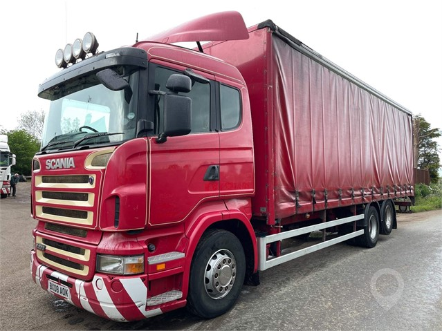 2008 SCANIA R270 at TruckLocator.ie