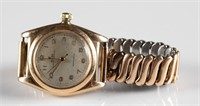 14k Rolex oyster perpetual watch