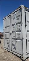 40' High Cube Multi Door Container