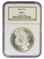Online Rare Coin & Currency Auction #65