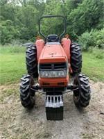 Kubota L4200 4x4 diesel tractor 1514hrs