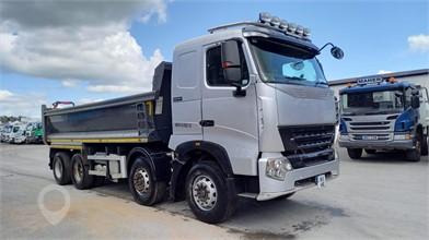 SINOTRUK A7-420 at TruckLocator.ie