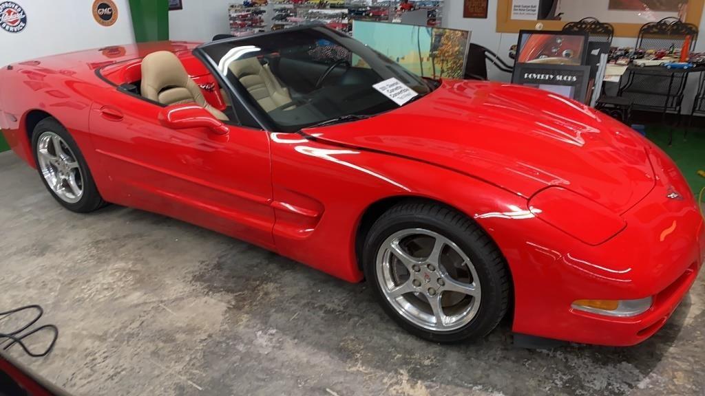 2001 Chevrolet Corvette 19,000 miles