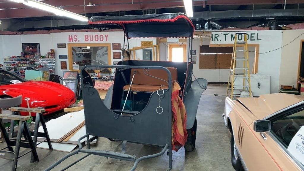 Greenway Car Museum Auction Estate of BIll Davis