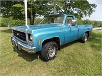Truck & Tool Auction in Floyd VA