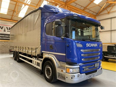 2013 SCANIA G280 at TruckLocator.ie