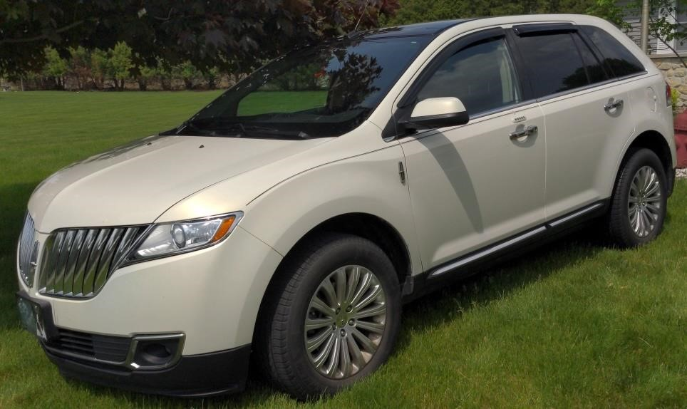 2013 Lincoln MKX, 35,928 miles, automatic