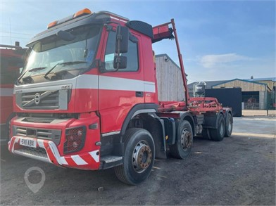 2011 VOLVO FMX410 at TruckLocator.ie