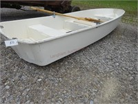 2000 12 ft Sears Boat (Title)