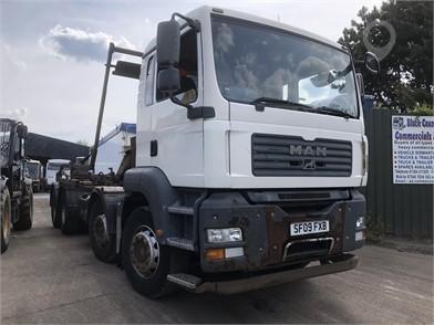 2009 MAN TGA 32.360 at TruckLocator.ie
