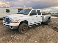 2006 Dodge Ram 3500 Laramie Truck