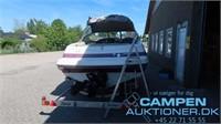 Maxum motorbåd 2100 SC m/kabine, 21 fod