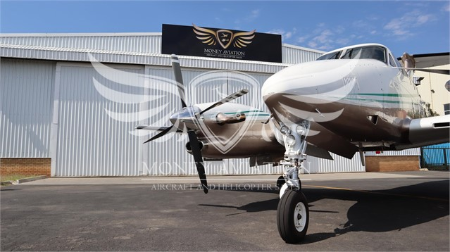1983 BEECHCRAFT KING AIR F90-1 at www.aboutmoneyaviation.com