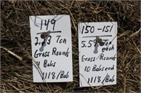 Hay, Bedding, Firewood #22 (6/2/2021)