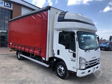 2016 ISUZU N75.190 at TruckLocator.ie