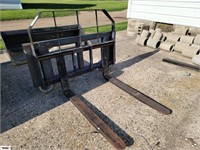1979 International 1086 2wd Tractor, Approx. 9,000