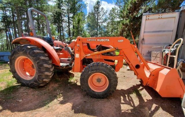 Kubota M5640SU 4X4 Tractor