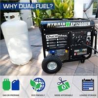 Generator 12000 Watt Gas or Propane DuroMax