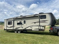 2014 Wildwood Heritage Glen Lite by Forest River