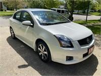 Nissan 2012 Sentra Special Edition Sedan