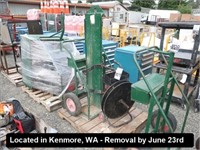 KENMORE TOOLS & EQUIPMENT - ONLINE AUCTION