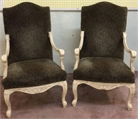 Pair of Victorian Style Chairs