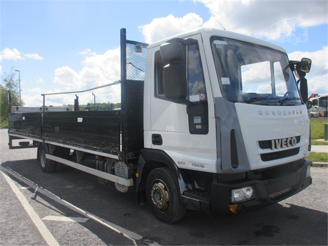 2014 IVECO EUROCARGO 75E16 at www.firstchoicecommercials.ie