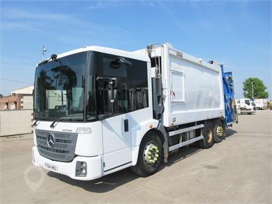 2014 MERCEDES-BENZ ECONIC 2629 at TruckLocator.ie