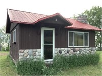 16x22 CABIN SELLING VIA ONLINE ONLY AUCTION!