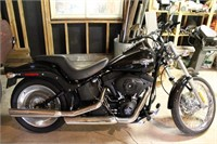 2007 Harley Davidson Night Train