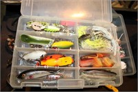 Assorted Fishing Items