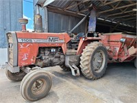 Raybon Auctions Farm Equipment