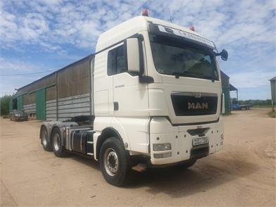 2014 MAN TGX 26.540 at TruckLocator.ie