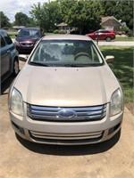 2007 Ford Fusion 3fahp0712r147062