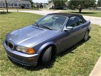 2001 BMW 330CI wbabs53401ju81522