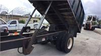 2008 Sterling Dump Truck Body 21ft Long