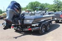 2018 Skeeter Bass boat w/motor & trailer
