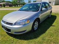 2008 Chevy Impala LT (Flex Fuel) This is an ultra
