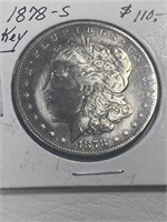 Father's Day Coin Auction