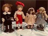 DOLL AUCTION FROM HUMMEL GIFT SHOP LIQUIDATION
