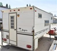 Jayco #10 Pheasant, 10ft Truck Camper, w/Jacks,