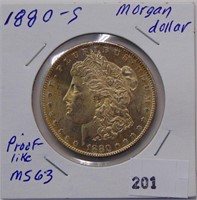 6/17/2021 Coins, Currency & Jewelry Auction