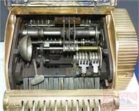 Antique National No 327 Cash Register