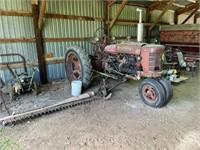 Lost Horizon Farm - Farm Machinery