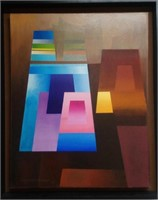 Fine-arts - Contmporary Auction Painting Nº8