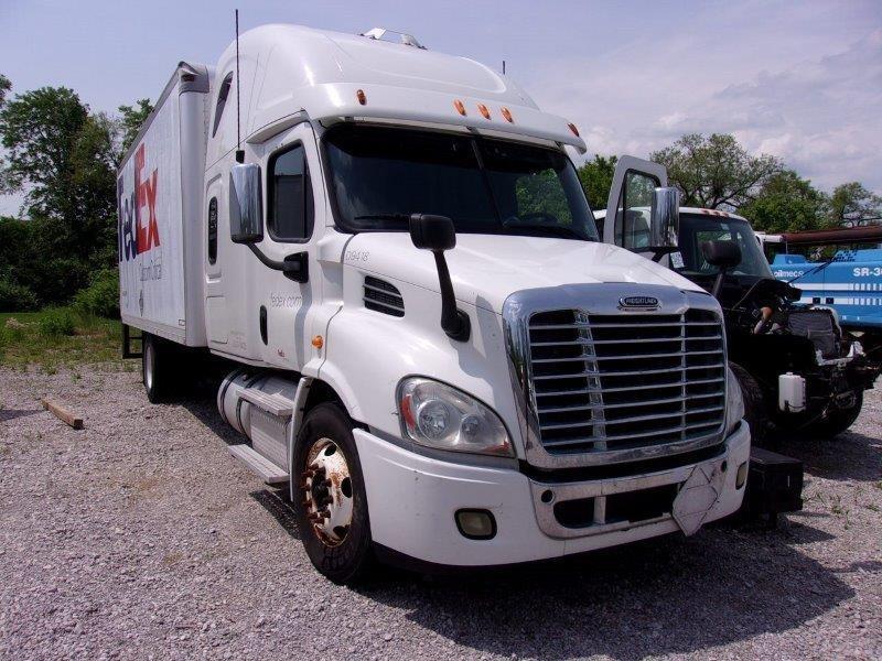 21018 Commercial Truck Auction