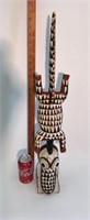 African Mask s, Figures, Baskets, Jewelry & US Coins