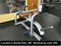 THE ZOO HEALTH CLUB - ONLINE AUCTION